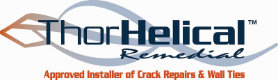 Thor Helical Remedial Approved Installer